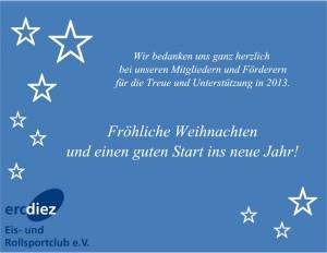 Weihnachtskarte2013