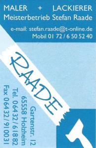 Stefan Raade