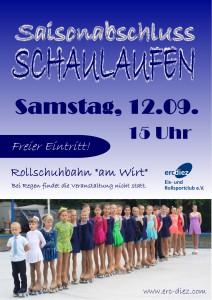 150912_Schaulaufen_Plakat