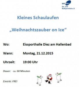 151221_Schaulaufen_Plakat
