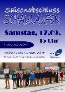160917_Schaulaufen_Plakat